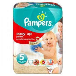 Pack 88 couches Pampers Easy Up