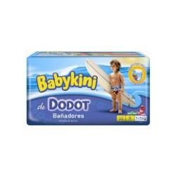 Pack 12 Couches de bains Dodot Maillot de bain taille 4