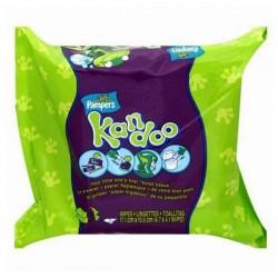 Pack de 55 Lingettes Bébés de la marque Pampers Kandoo Melon sur Promo Couches