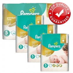 Maxi Giga Pack 416 Couches Pampers Premium Care - Prima taille 5 sur Promo Couches