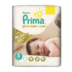 Pack 42 Couches Pampers Premium Care - Prima taille 5
