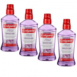 Lot 4 Dentifrices Colgate Complete Care sur Promo Couches