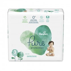 Pack 22 Couches Pampers Pure Protection taille 3