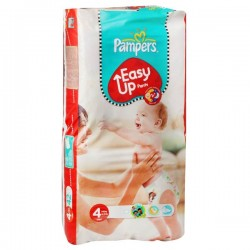 Pack 42 couches Pampers Easy Up