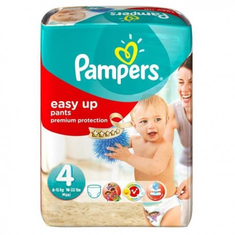 Couches pampers easy up taille 4 moins cher 42 couches sur promo couches - Promo couche pampers auchan ...