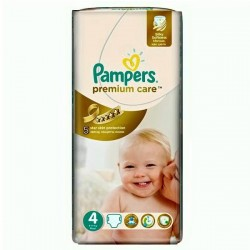 Pack 24 couches Pampers Premium Care