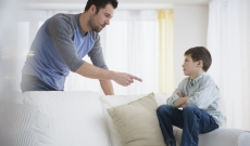 Savoir dire non à son enfant