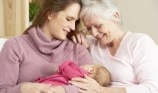 Profession grand-mère